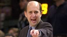 Could former Knicks head coach Jeff Van Gundy