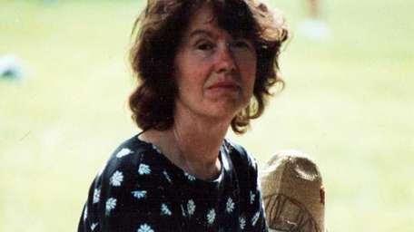 Undated photograph of Mary Wren of Garden City,