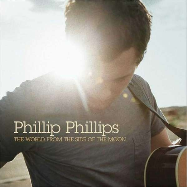 "Phillip Phillips album cover for ""The World From"