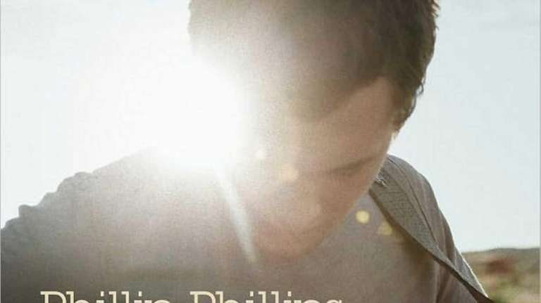 Phillip Phillips album cover for