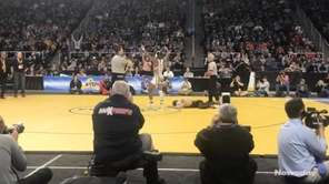 Niagara Falls's Willie McDougald won by 8-2 decision