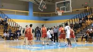 Holy Trinity defeated Chaminade, 66-59, in a boys