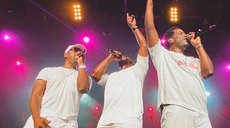 Boyz II Men will perform at NYCB Theatre