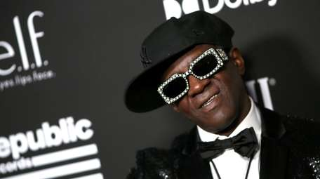 Flavor Flav attends the Republic Records Grammy After
