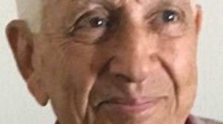 Photo of Joseph DeLucca, a Long Islander who