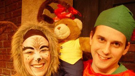 Elizabeth Castrogiovanni and Jason Furnari star in Theatre