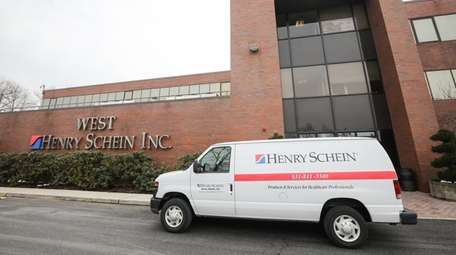 Melville-based Henry Schein Inc. said it is rationing