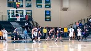 No. 2 Baldwin defeated No. 6 Massapequa, 59-49,