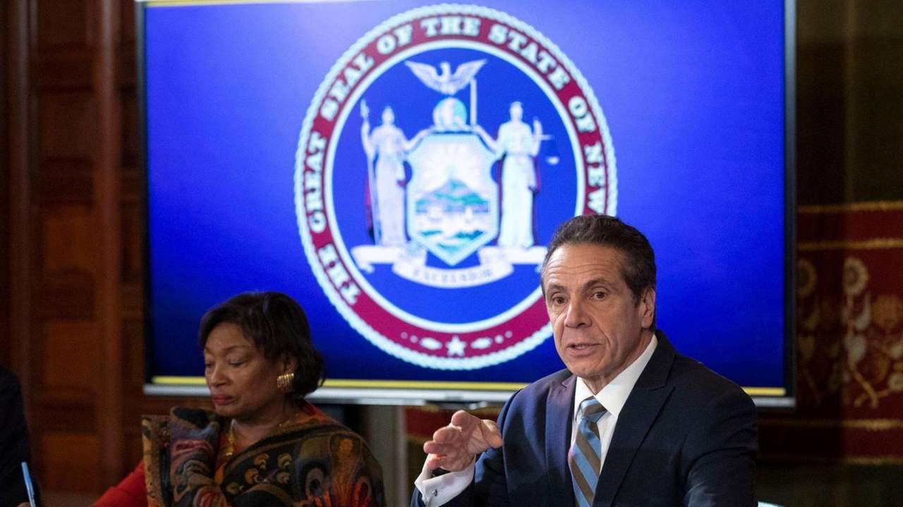 On Tuesday, Gov. Andrew M. Cuomo announced that