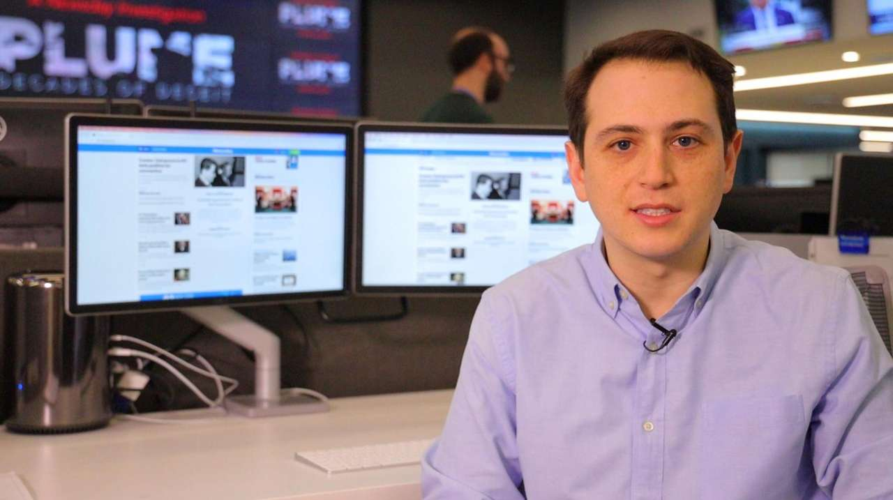 On Tuesday, Newsday politics reporter Scott Eidler talked