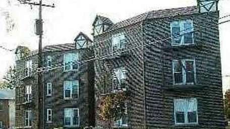 This apartment in Floral Park is on the