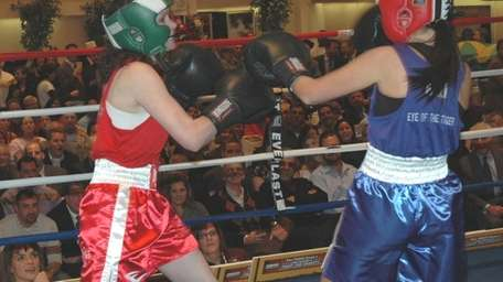 A match-up at 2008's Long Island Fight for