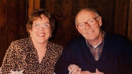 James D. Gillis, seen with his wife, Anita,