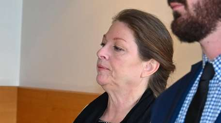 Ann Marie Drago appears in State Supreme Court