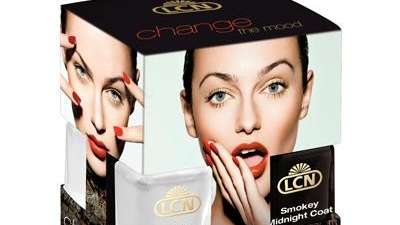LCN's Change the Mood Collection features three topcoats