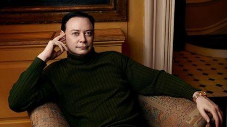 Andrew Solomon, author of