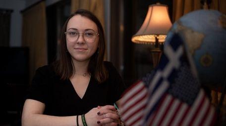 Huntington resident Caitlin De Vita said Marist College,