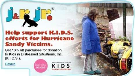Donate to K.I.D.S. to help New York families