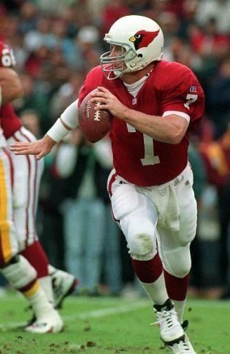 BOOMER ESIASON 522 yards, Nov. 10, 1996 Esiason