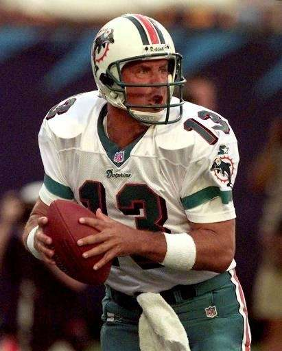 DAN MARINO 521 yards, Oct. 23, 1998 Dan