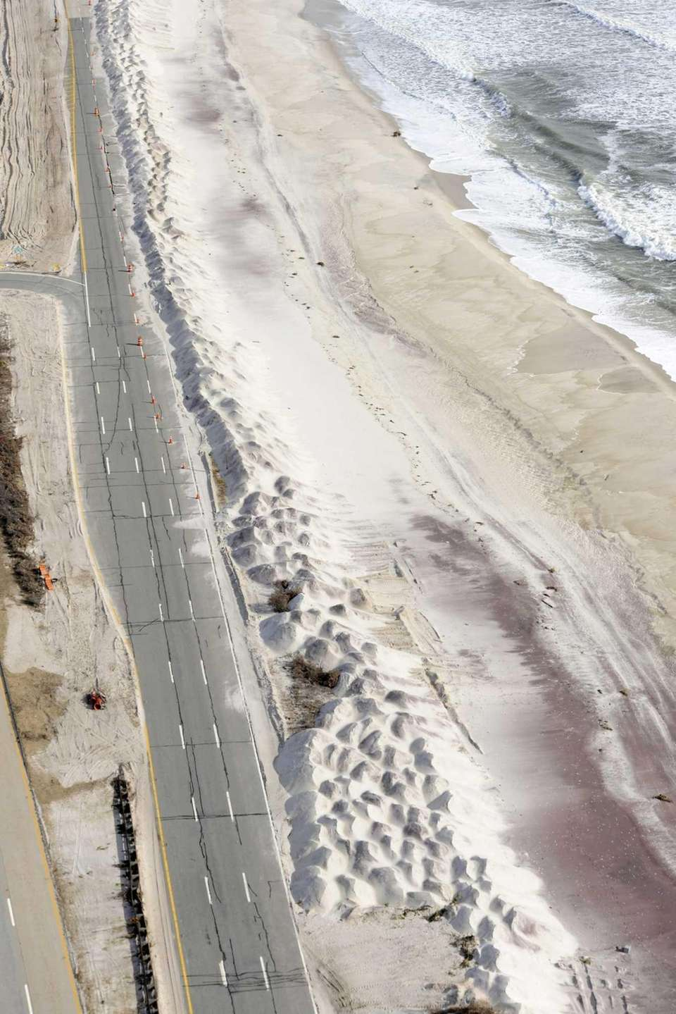Ocean Parkway, several miles west of Gilgo State