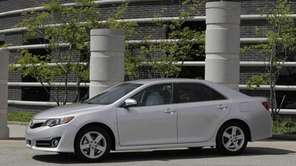 Prices for the 2012 Toyota Camry start at