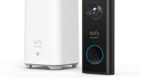 The Eufy Security, Wi-Fi Video Doorbell is similar