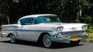 THE CAR AND ITS OWNER 1958 Chevrolet Impala