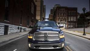 The 2013 Dodge Ram 1500 looks like the