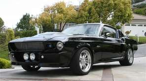 There's only one reason that this 1967 Shelby