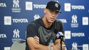 Newsday's Yankees beat reporter Erik Boland discusses the latest injury