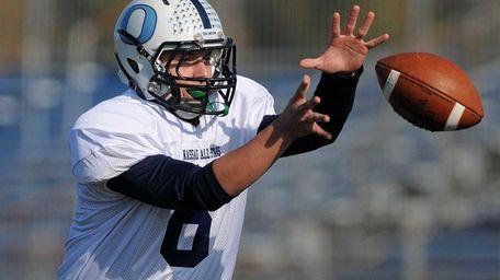 White Team (Conferences I and IV) quarterback No.