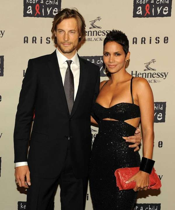 Halle Berry's ex-boyfriend, Gabriel Aubry, was taken to