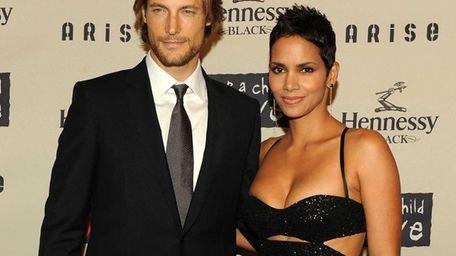 Halle Berry's ex-boyfriend, Gabriel Aubry, was taken to