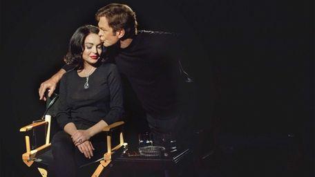 Lindsay Lohan and Grant Bowler star as Elizabeth