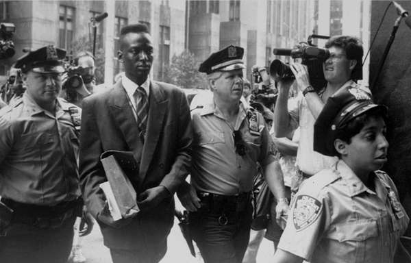 """The Central Park Five"" tells the story of"
