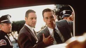 Sstarring Russell Crowe and Guy Pearce as detectives,