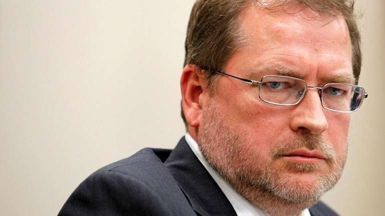 Grover Norquist, the president of Americans for Tax