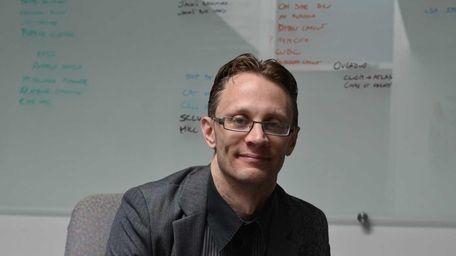 Jesse Wroblewski, founder of Generations Beyond, a marketing