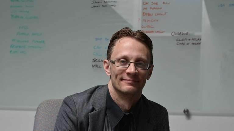 Jesse Wroblewski, founder of Generations Beyond, a marketing