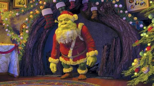 """Shrek the Halls,"" voiced by Mike Myers, Eddie"