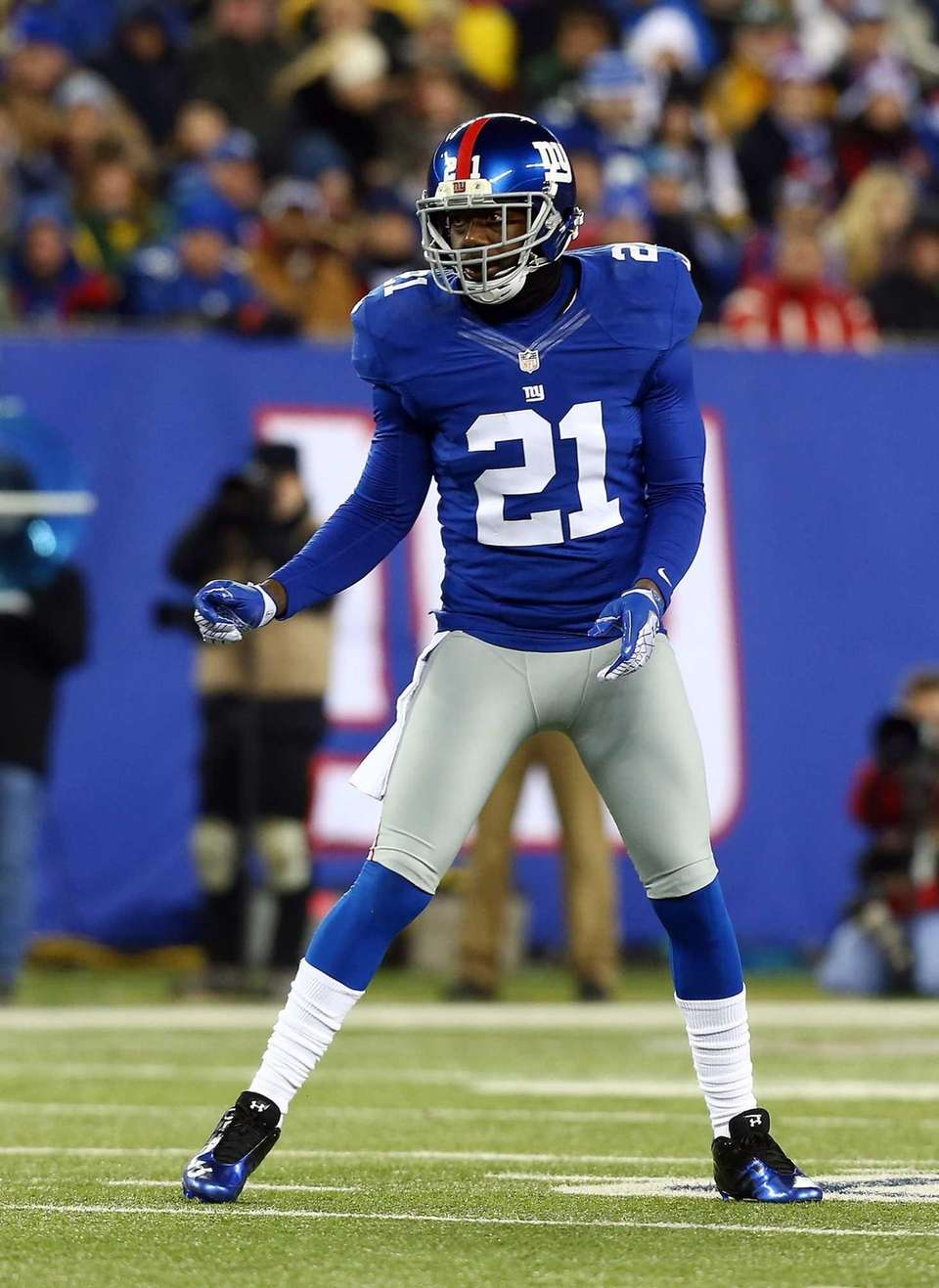 Kenny Phillips of the New York Giants is