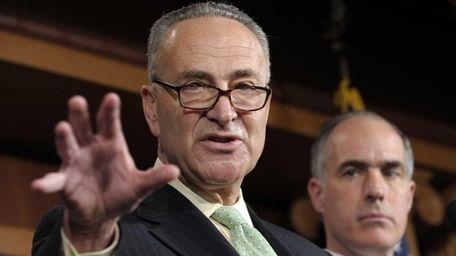 Sen. Charles Schumer (D-N.Y.) (May 17, 2012)