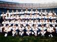 This is the official team photo of the