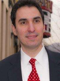Suffern Mayor Dagan LaCorte is seeking the Democratic