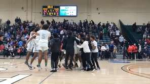 Highlights from No. 1 Elmont's 62-54 victory over