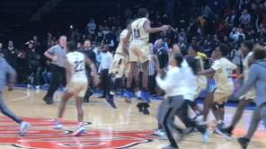 Bdlawin defeated Uniondale, 61-60, in the Nassau Class