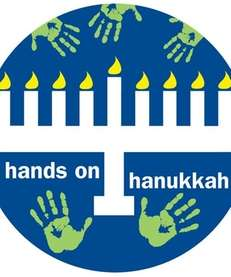 The Hands-On Hanukkah event will take place on