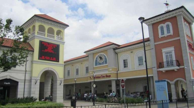 Tanger Outlets in Deer Park opened on Oct.