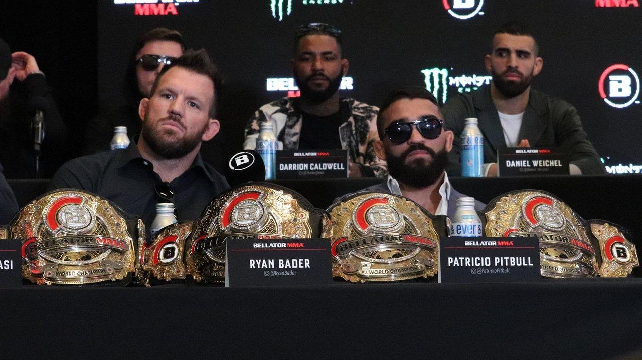 Bellator president Scott Coker OK with having two-weight champions | Newsday